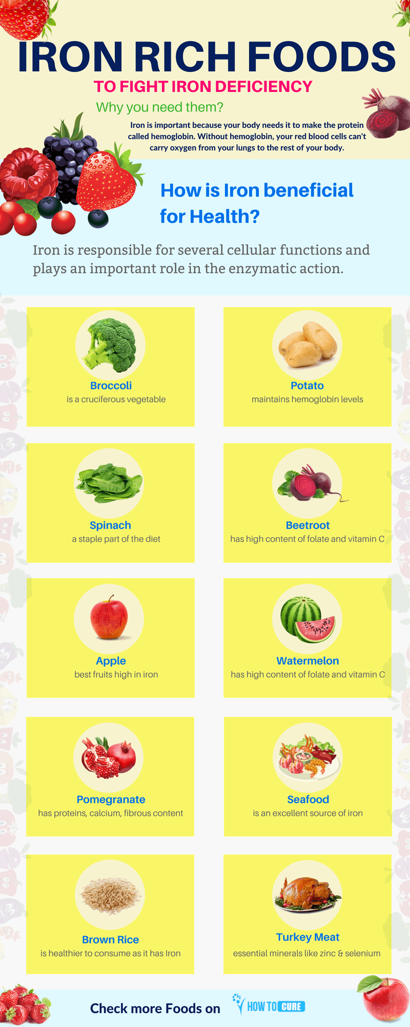 iron rich foods for anemia people