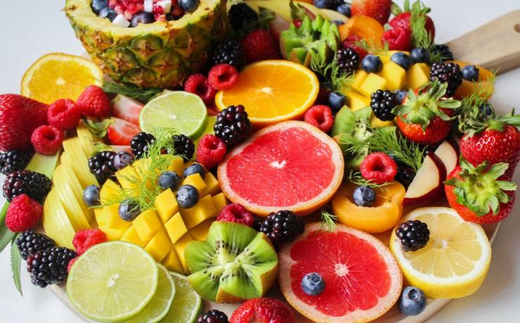 is fruit sugar different from processed sugar