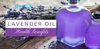 lavender oil benefits for health
