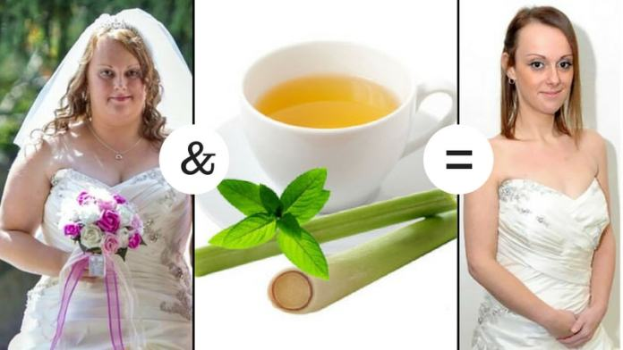 lemongrass tea for weight loss