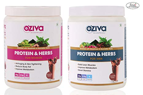Oziva Protein and Herbs for Women