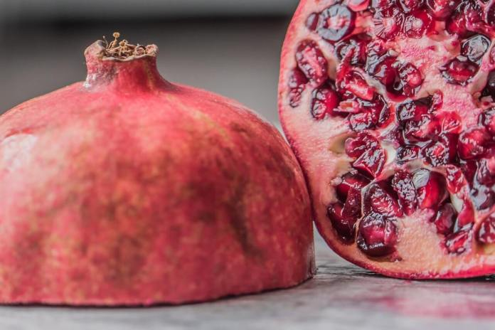 pomegranate for blood sugar