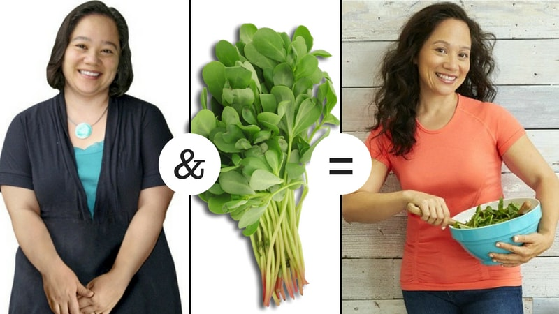 purslane for losing excessive weight