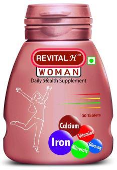 revital women for multivitamin