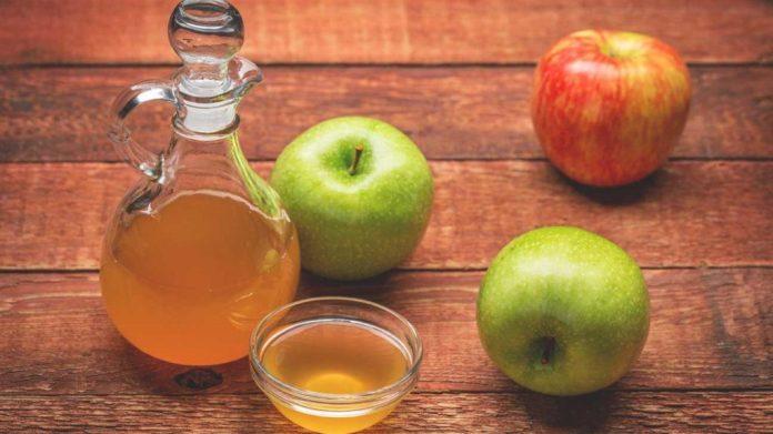 Apple Cider Vinegar for under the skin pimples