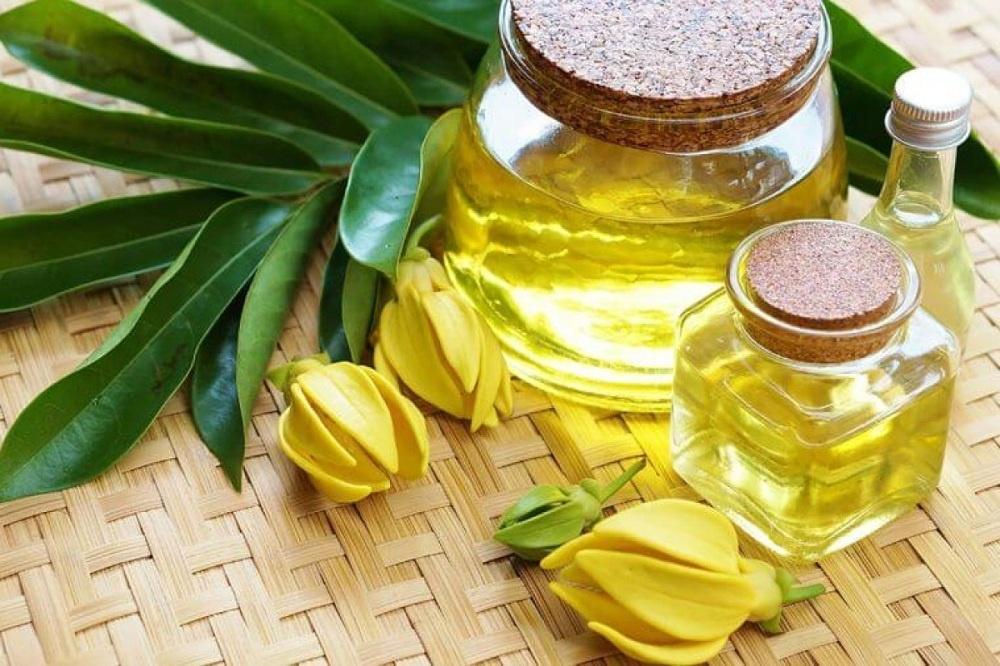 Ylang Ylang oil to treat anxiety