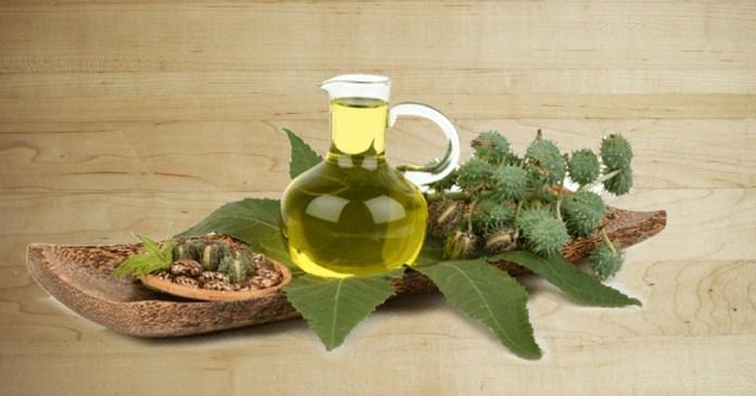 castor oil for sore muscles