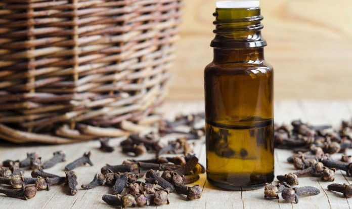 clove oil for allergies