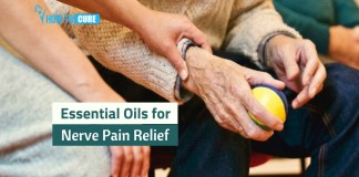 essential oils for nerve pain relief
