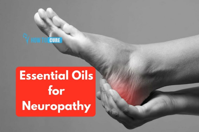 essential oils for neuropathy