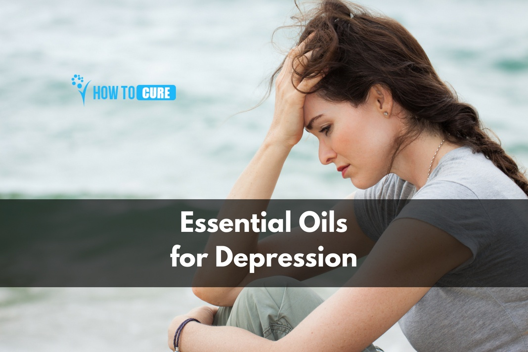 essentials oils for depression