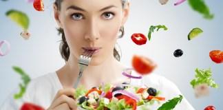 diabetec food eating women