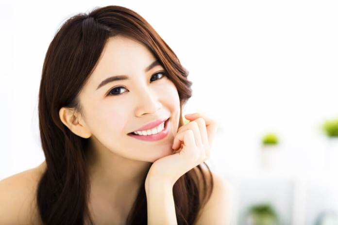 healthy skin with ginger tea