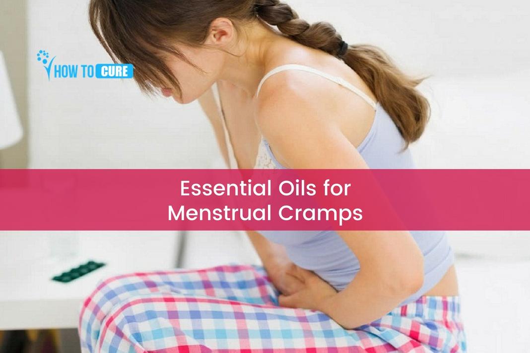 magical essential oils for menstrual cramps