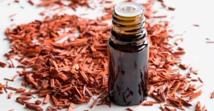 sandalwood essential oil for sleep