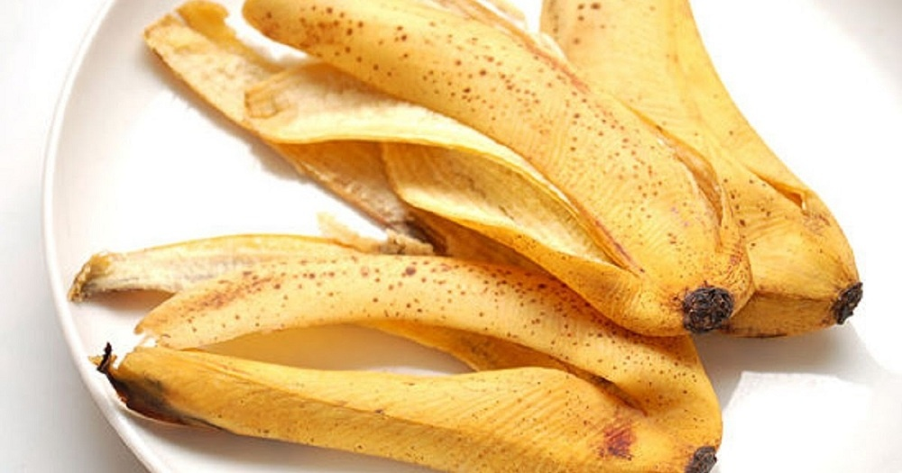to get rid of warts on hands using banana peels