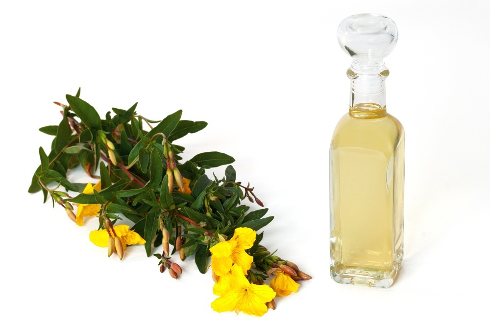 Evening primerose oil for menopausal symptoms