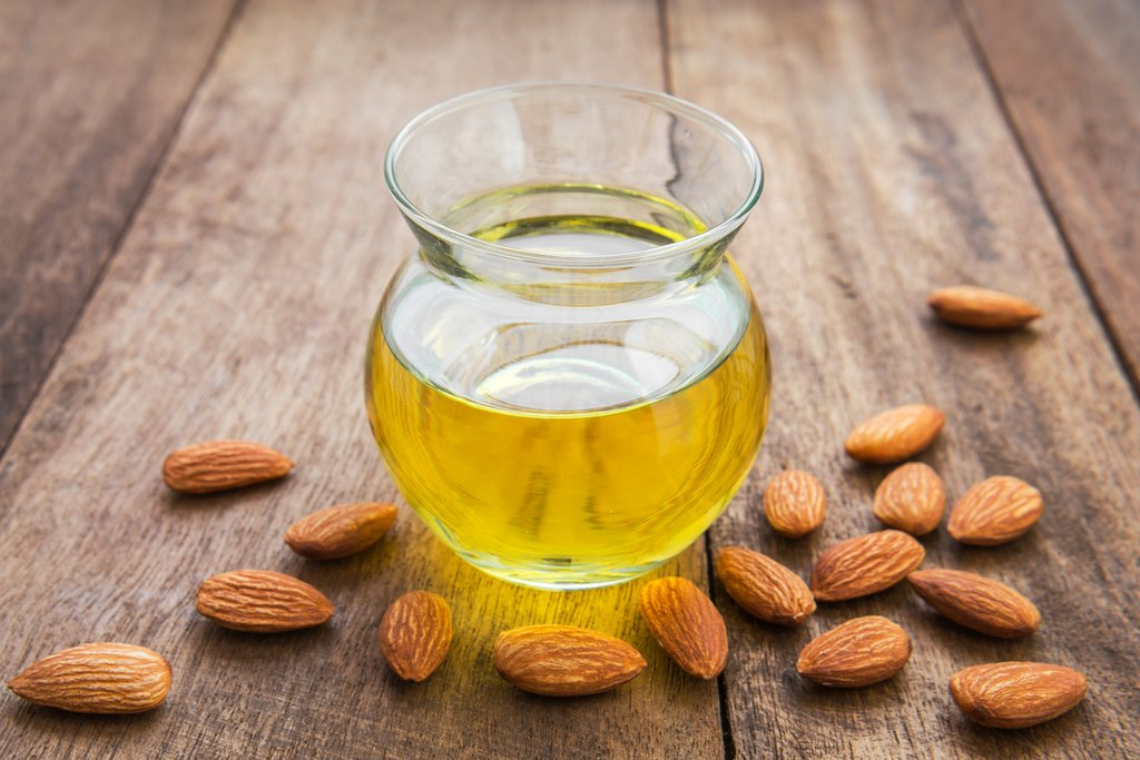 almond oil for sex
