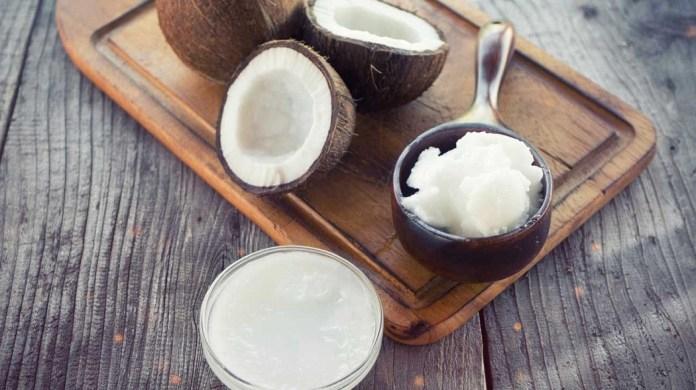 coconut oilfor hair