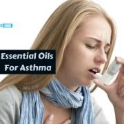 essential oils for asthma