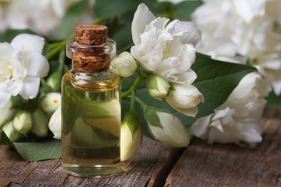 jasmine oil for thyroid