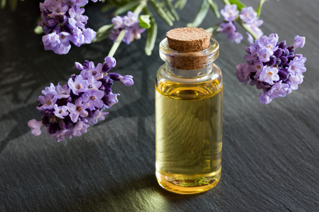 lavender essential oil for arthritis