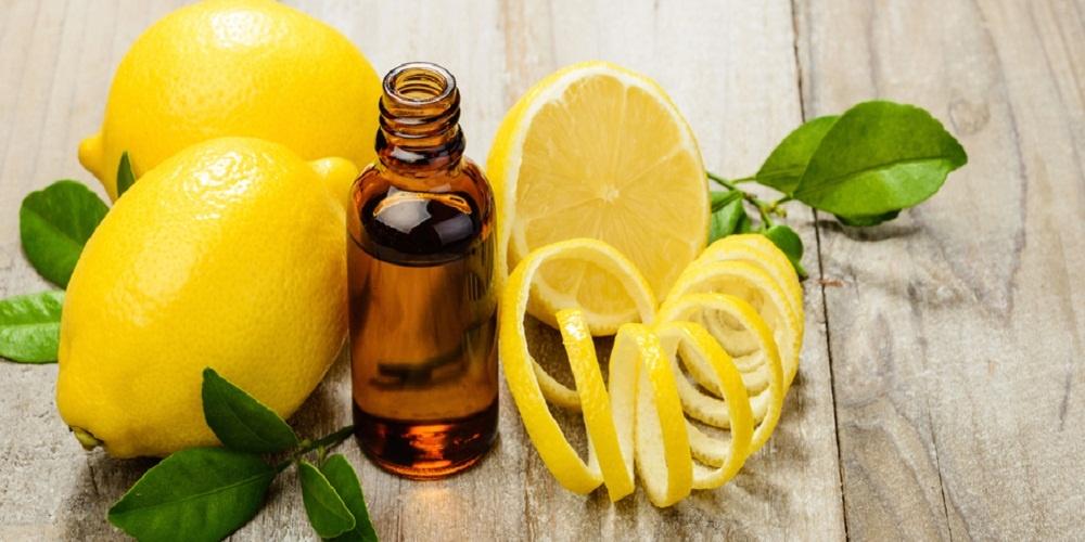 lemon oil for heartburn