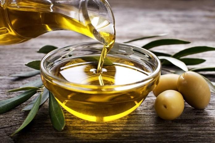 olive oil for sex