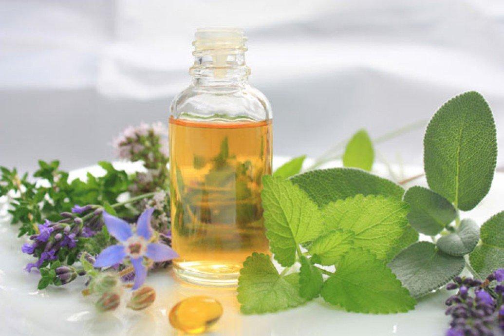 oregano oil for strep throat