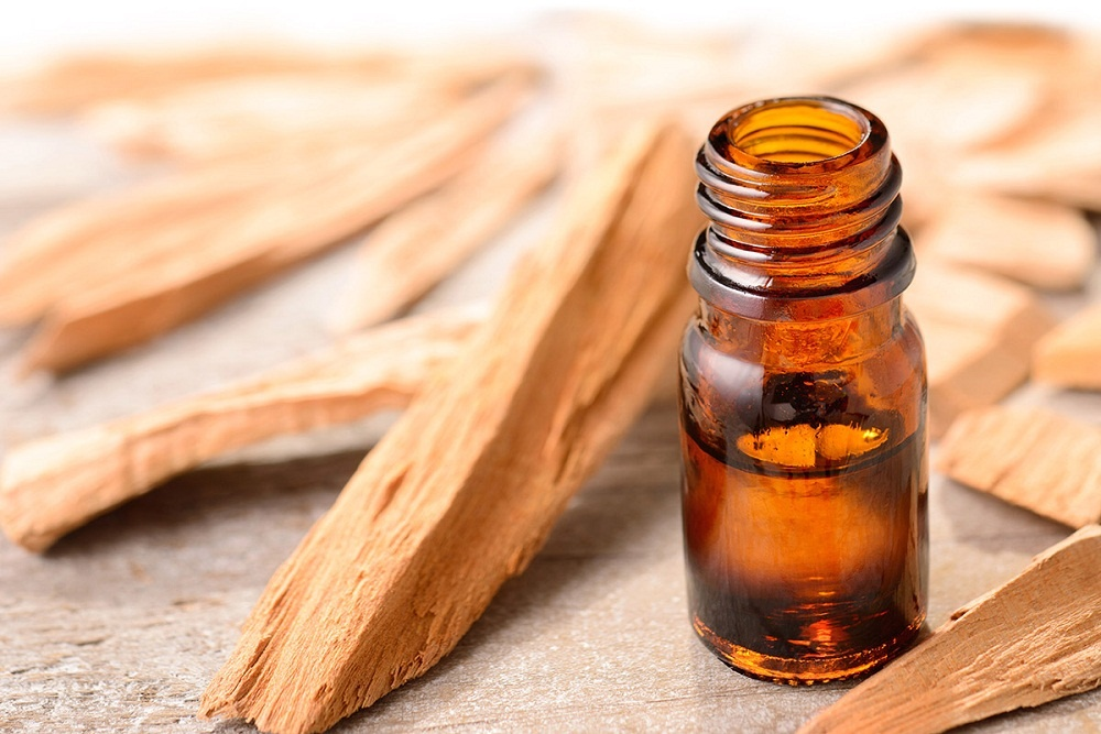 sandalwood oil for cold sores