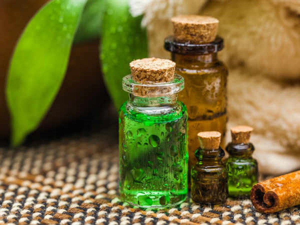 tea tree oil for hemorrhoids