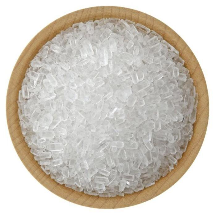 Epsom salt for eye edema