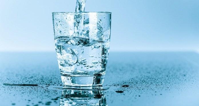 alkaline water for potent antioxidant