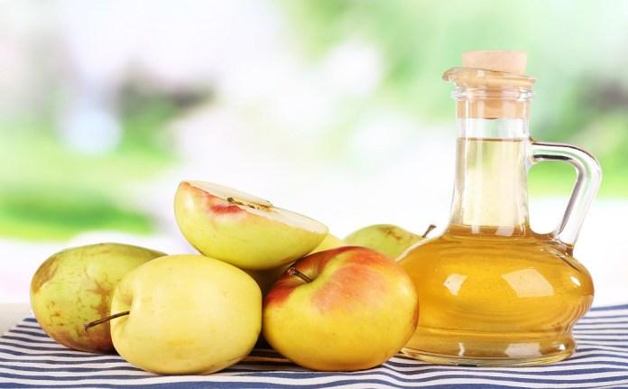 apple cider vinegar for diaper rash