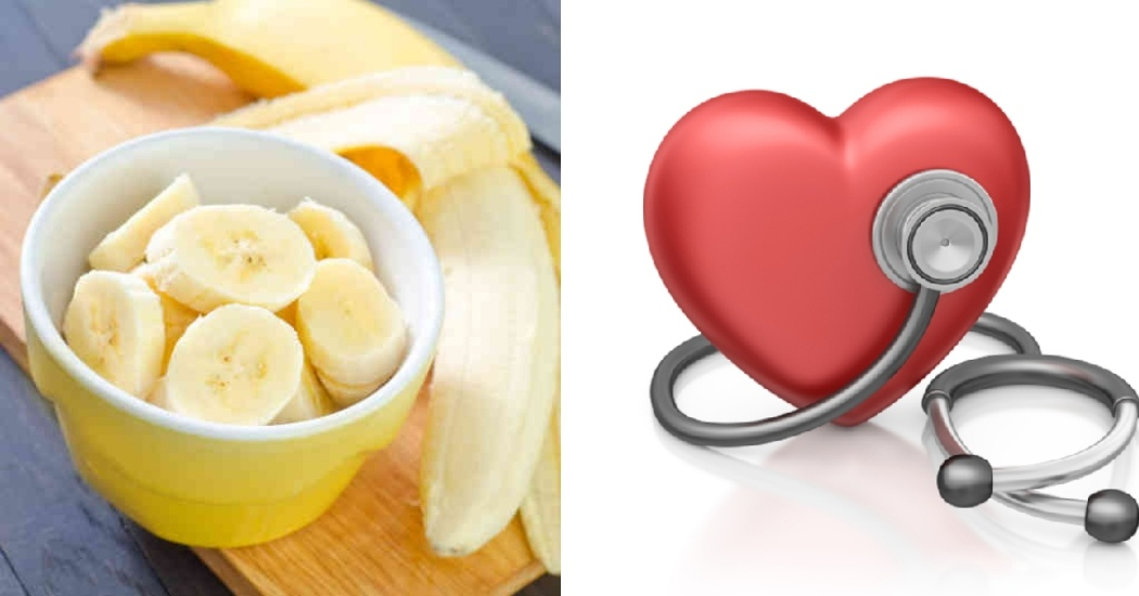 bananas for heart health