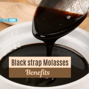 black strap molasses benefits
