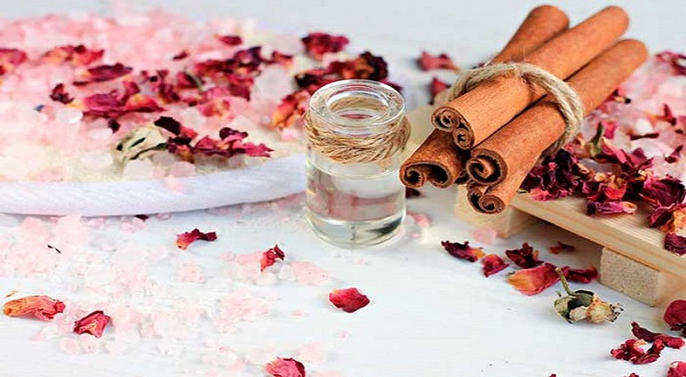 cinnamon oil for itching