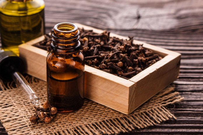 clove oil for constipation