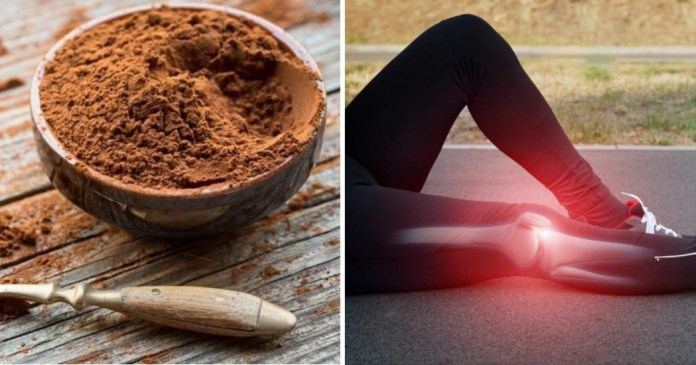 cocoa powder for reduces inflammation