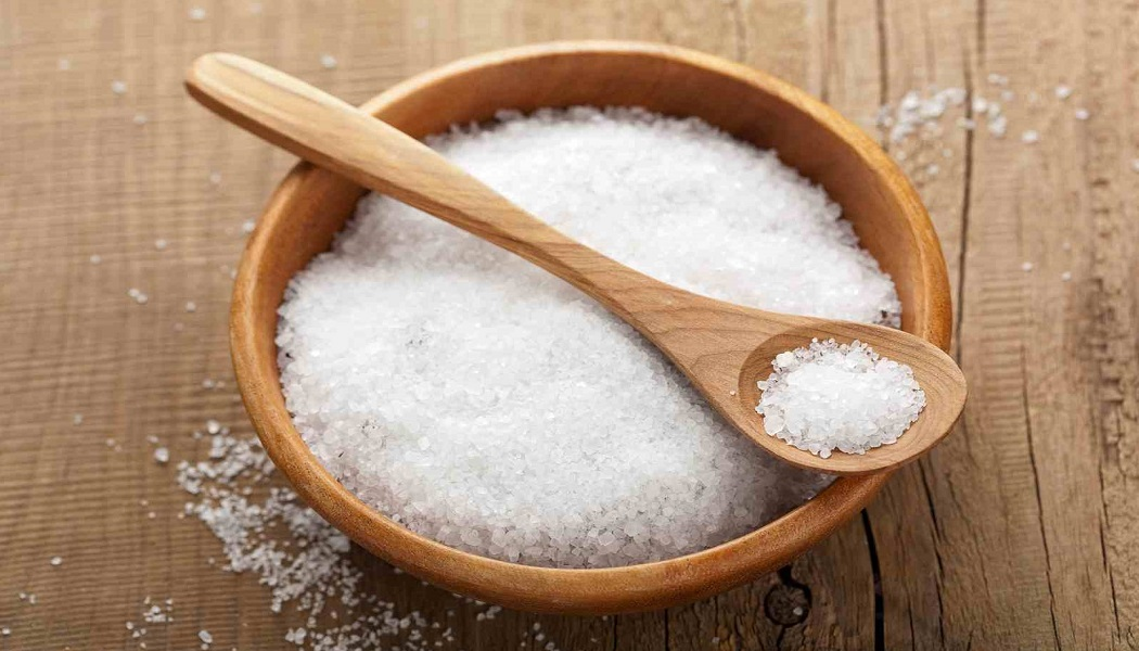 epsom salt bath to get rid of crepey skin