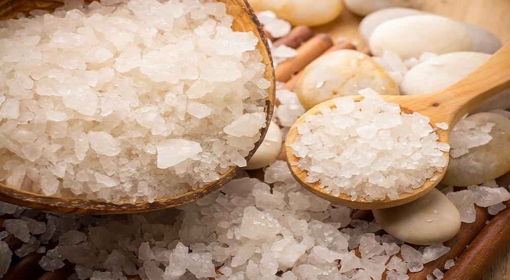 epsom salt for treat candida