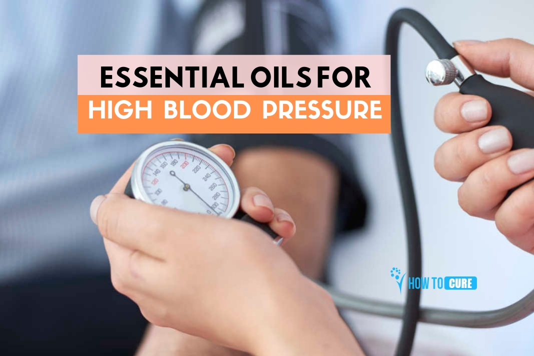 essential oils high blood-pressure management
