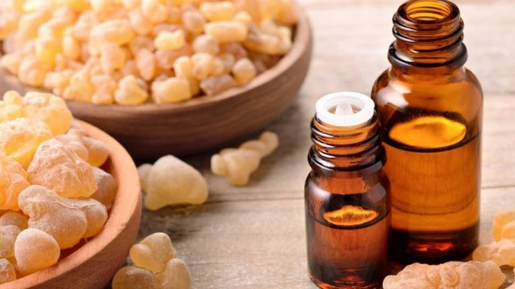 frankincense essential oil for wart remover