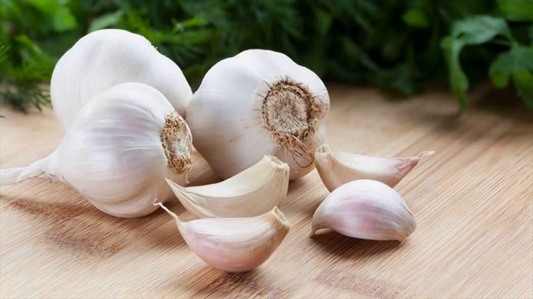 garlic for heal acne scars