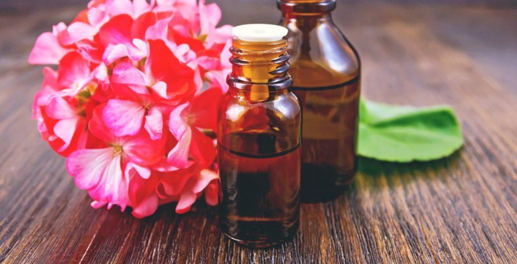 geranium oil for cellulite treatment