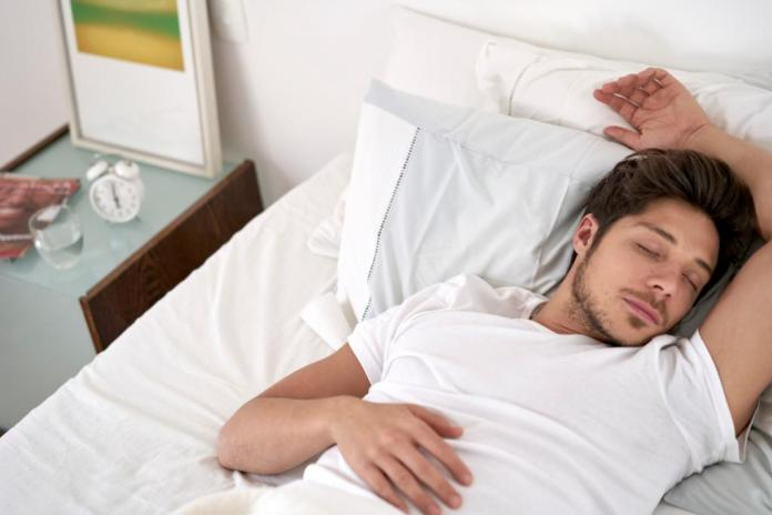 get a sound sleep of eight hours daily