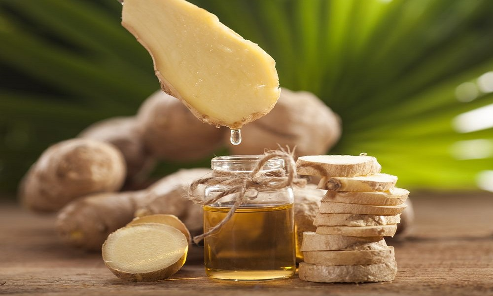 gingeroil for dizziness