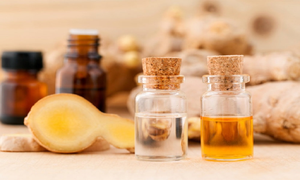 ginger rootessential oil for energy