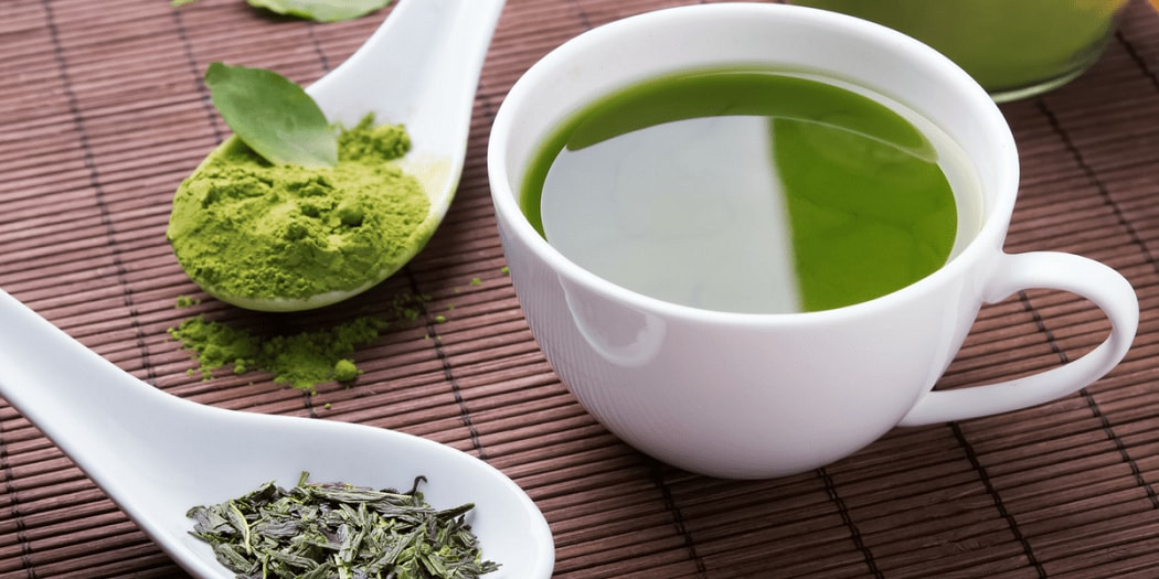 how to heal blisters with green tea