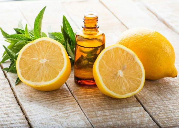 lemon oil to cure wrinkles on skin